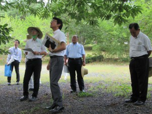 森林研究所(勝央町)