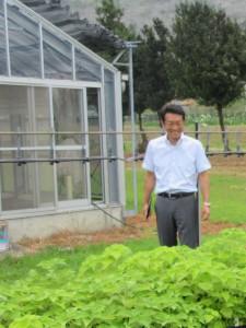 種苗管理センター西日本農場(笠岡)