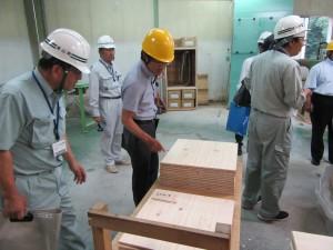 西粟倉森の学校視察(西粟倉村)